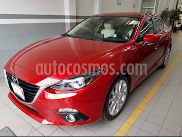 Foto venta Auto Seminuevo Mazda 3 Sedan s Grand Touring Aut (2015) color Rojo precio $245,000
