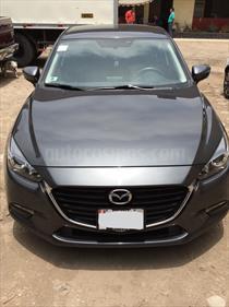 Foto venta Auto usado Mazda 3 Sedan 1.6 GS Core Aut  (2016) color Gris Oscuro precio u$s15,300