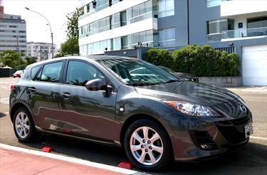 Foto venta Auto usado Mazda 3 Sedan 1.6 GS Core (2010) color Gris precio u$s11,000