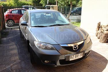Mazda 3 1.6 S  usado (2009) color Gris Oscuro precio $5.500.000