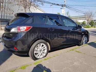 Foto venta Auto usado Mazda 3 1.6 V Aut  (2013) color Negro Grafito precio $8.250.000