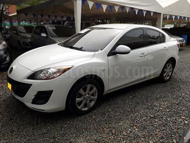Mazda 3 1.6L Aut usado (2011) color Blanco precio $37.000.000