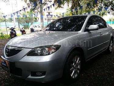 Mazda 3 1.6L Aut usado (2008) color Plata precio $23.000.000