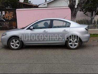 Mazda 3 1.6L S usado (2009) color Plata precio $4.650.000