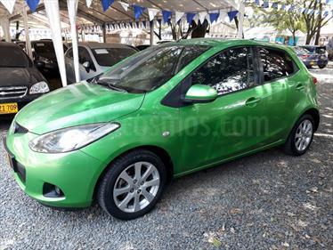 Mazda 3 1.6L  usado (2008) color Verde precio $24.000.000