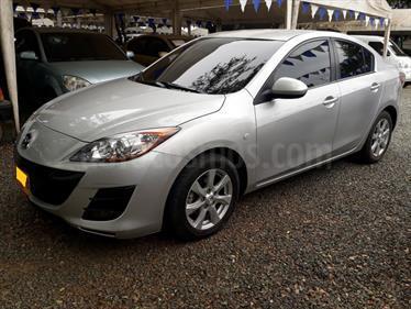 Mazda 3 1.6L usado (2012) color Plata precio $35.800.000