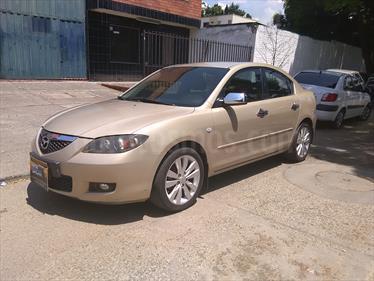 Mazda 3 1.6L  usado (2008) color Arena precio $23.800.000