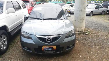 Mazda 3 1.6L  usado (2008) color Gris precio $25.000.000