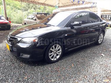 Mazda 3 2.0L Aut usado (2007) color Negro precio $24.500.000