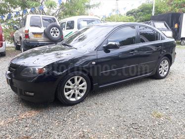 Mazda 3 2.0L Aut usado (2008) color Negro precio $25.500.000