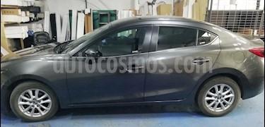 Mazda 3 2.0L V  usado (2017) color Gris Oscuro precio $9.900.000