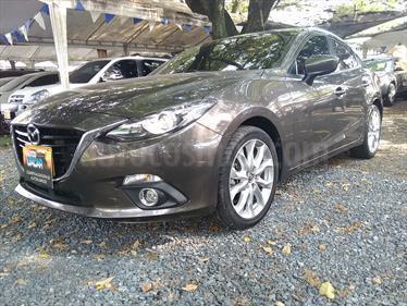 Mazda 3 Grand Touring Aut   usado (2016) color Titanio precio $64.000.000