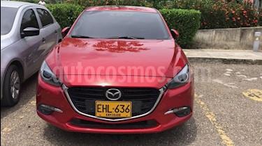 Mazda 3 Grand Touring Aut    usado (2018) color Rojo precio $70.000.000