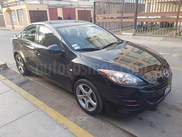 Mazda 3 Sedan Sedan 1.6 Mec Deluxe usado (2009) color Negro precio u$s9,800