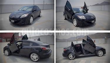 Foto venta Auto Usado Mazda 3 Sedan 1.6 Mec Deluxe (2009) color Negro precio u$s9,500