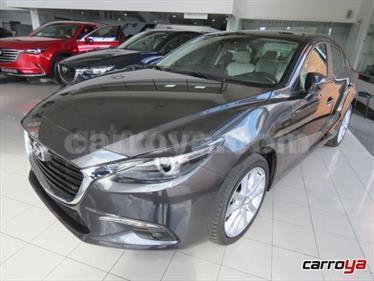 Foto venta carro Usado Mazda 3 Sport 1.6L Aut (2014) color Gris Oscuro precio u$s86.900.000