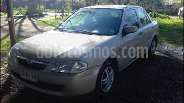 Mazda 323 1.6 GLX Aut usado (2001) color Beige precio $2.600.000