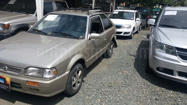 Foto venta Carro Usado Mazda 323 Coupe 1300 (1994) color Gris precio $8.800.000