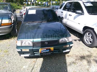 Foto venta Carro Usado Mazda 323 HS 13i (2001) color Verde precio $12.000.000