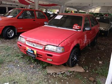 Foto venta Carro Usado Mazda 323 HS 13i (1992) color Rojo precio $7.500.000