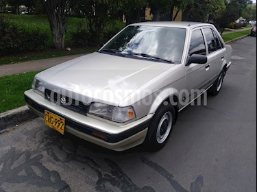 Foto venta Carro Usado Mazda 323 NS 1300 (1994) color Beige precio $6.900.000
