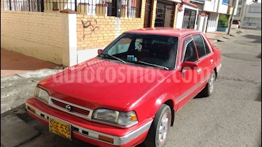 Foto venta Carro usado Mazda 323 NT 1500 (1993) color Rojo precio $5.800.000