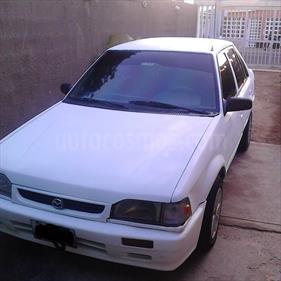 Foto venta carro Usado Mazda 323 SEDAN (2002) color Blanco precio u$s600