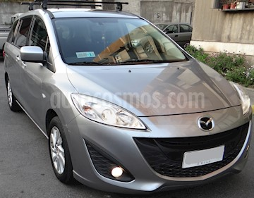 Foto venta Auto Usado Mazda 5  2.0 V Aut  (2017) color Gris precio $9.200.000