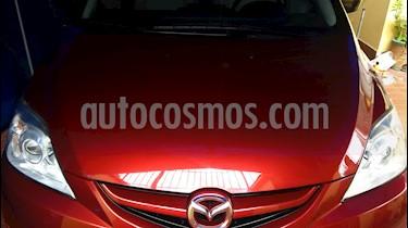 Foto venta Auto Seminuevo Mazda 5 2.3L Sport Aut (2009) color Rojo Cobre precio $135,000
