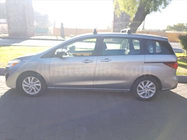 Foto venta Auto usado Mazda 5 2.5L Sport (2012) color Plata precio $165,000