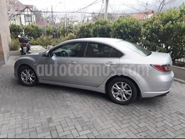 Mazda 6  2.0 V Aut Cuero  usado (2009) color Gris Plata  precio $6.200.000