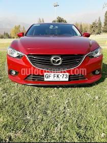 Mazda 6  2.0 V Aut usado (2014) color Rojo Perla precio $10.300.000