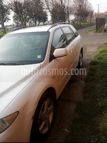 Mazda 6  2.0 V Aut usado (2005) color Blanco precio $3.500.000