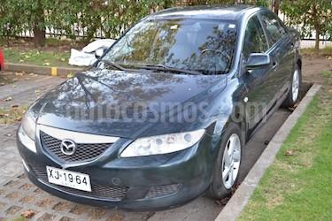 Mazda 6  2.3 R Aut usado (2004) color Negro precio $2.800.000