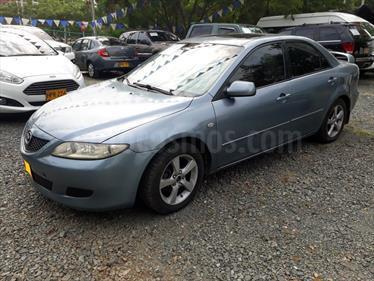 Foto venta Carro Usado Mazda 6 2.3L SR Aut (2004) color Gris Galactico precio $19.500.000