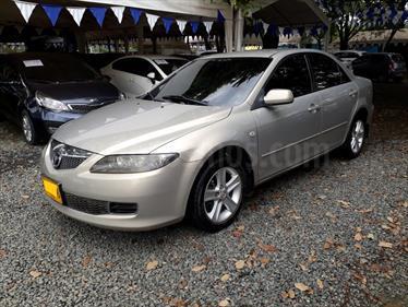 Mazda 6 2.3L SR Aut usado (2007) color Beige precio $23.500.000