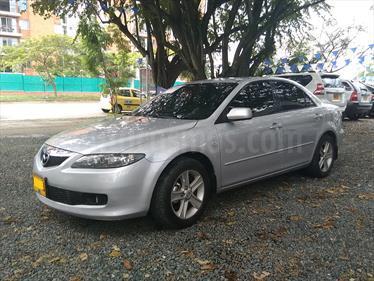 Mazda 6 2.3L SR Aut usado (2006) color Plata precio $19.500.000
