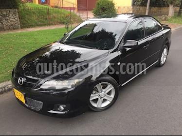 Foto venta Carro Usado Mazda 6 2.3L SR Aut (2008) color Negro precio $25.500.000