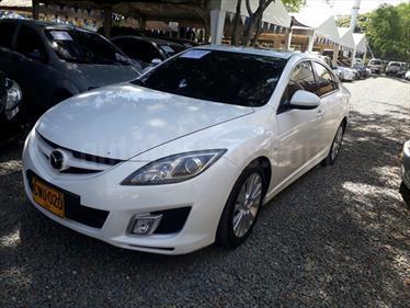 Mazda 6 2.5L Aut usado (2010) color Blanco Perla precio $40.600.000