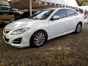 Foto venta Carro Usado Mazda 6 2.5L Aut (2011) color Blanco Perla precio $39.000.000