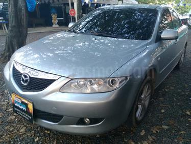 Foto venta Carro Usado Mazda 6 2.5L Aut (2005) color Gris Grafito precio $20.000.000