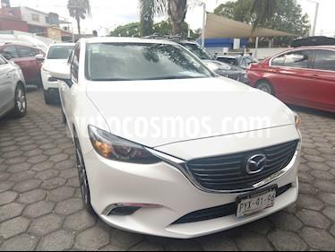 Foto venta Auto Seminuevo Mazda 6 i Grand Touring Aut (2016) color Blanco Techno precio $395,000
