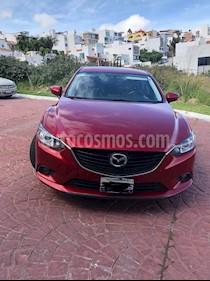 Foto venta Auto Usado Mazda 6 i Grand Touring Aut (2016) color Rojo precio $265,000