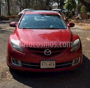 Foto venta Auto Seminuevo Mazda 6 i Grand Touring Aut (2009) color Rojo precio $115,000