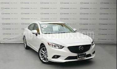Foto venta Auto Seminuevo Mazda 6 i Grand Touring Aut (2018) color Blanco Perla precio $389,000