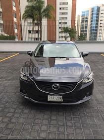 Foto venta Auto Seminuevo Mazda 6 i Grand Touring Aut (2014) color Gris precio $200,000