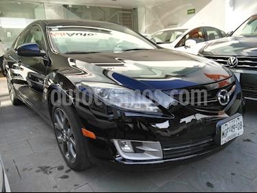 Foto venta Auto Seminuevo Mazda 6 i Grand Touring Aut (2010) color Negro Onix precio $125,000