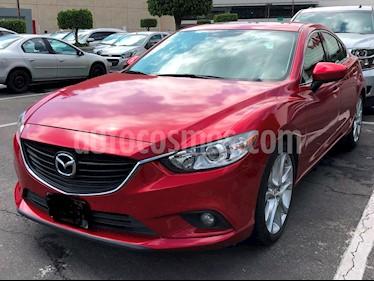Foto venta Auto Seminuevo Mazda 6 i Grand Touring Aut (2015) color Rojo Sangria precio $240,000
