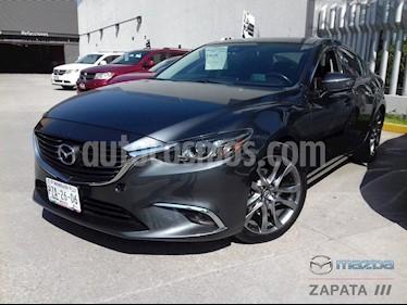 Foto venta Auto Usado Mazda 6 i Grand Touring Plus (2017) color Negro precio $345,000