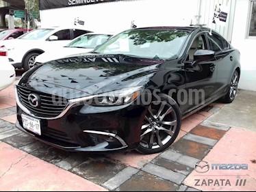 Foto venta Auto Usado Mazda 6 i Grand Touring Plus (2016) color Negro precio $310,000